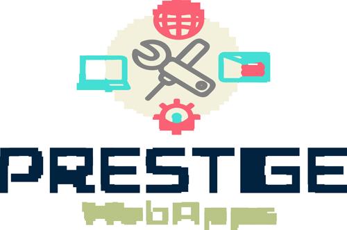 Prestige WebApps Logo
