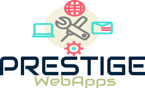 Prestige WebApps Retina Logo